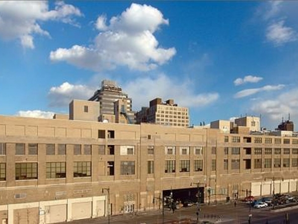 Eleventh Ave, Manhattan, NY, Garage-Warehouse Building, space for lease
