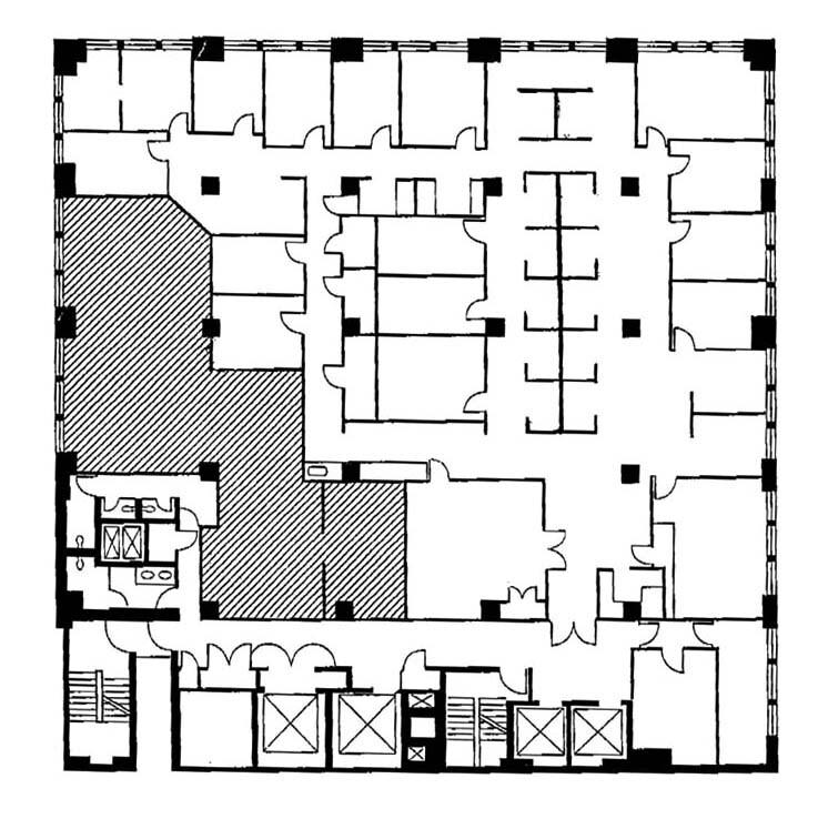 Hudson Street, NY, NY, Tribeca, Class B Office space for lease