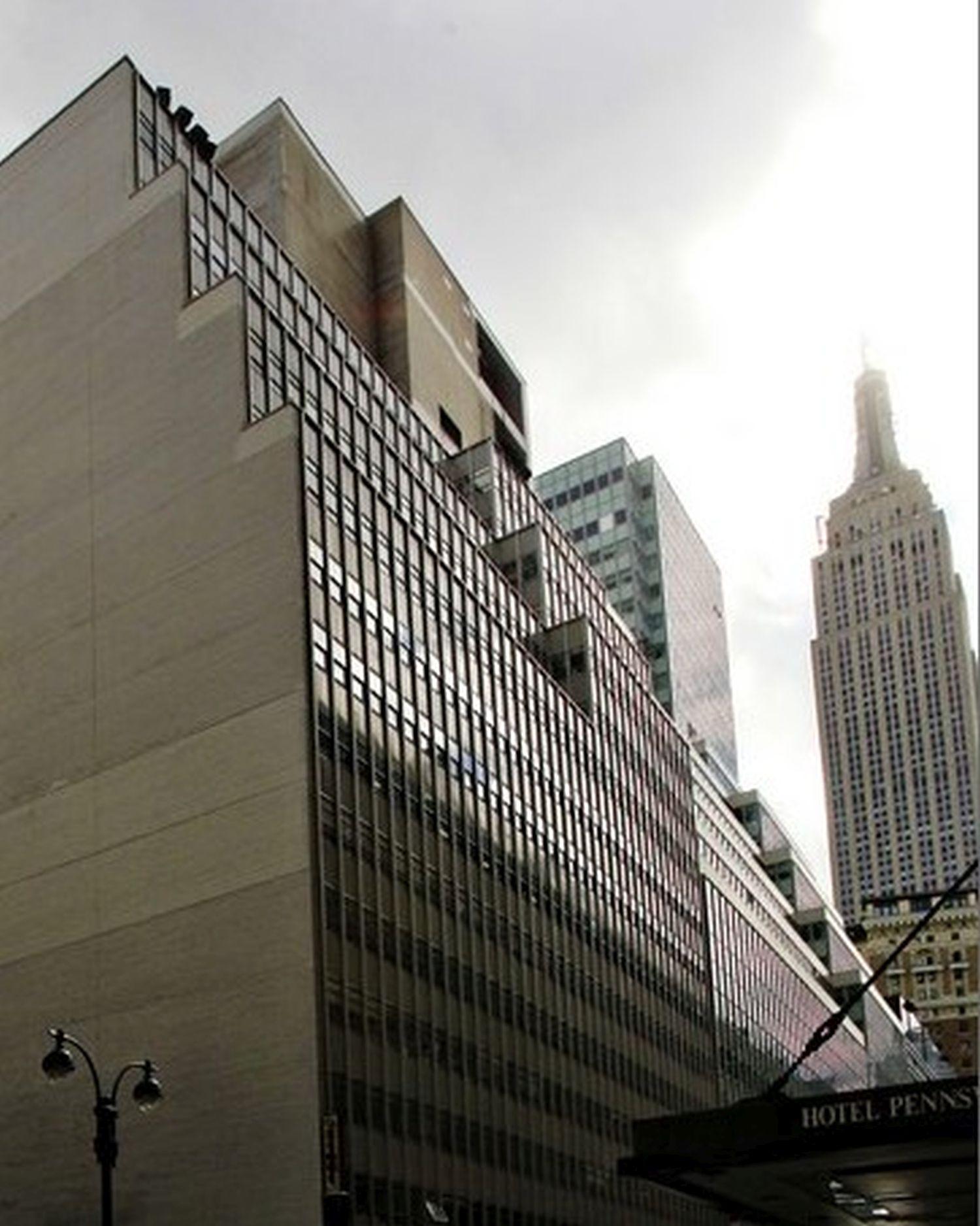 W 33rd St, NY, NY, 7th Ave, Class B Office, Penn Station