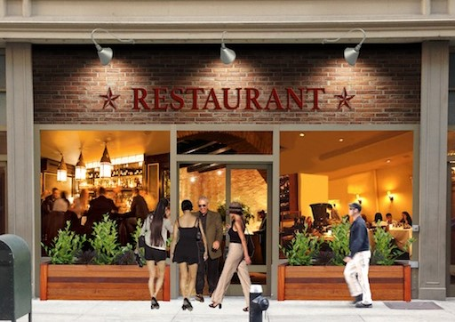 30 E 60th Street, Manhattan, NY, NY, Retail Best Restaurant space for lease