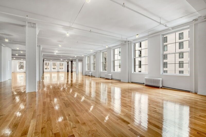 Commercial loft property