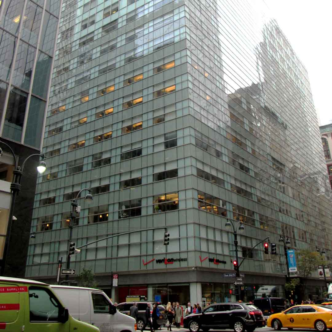Madison Avenue Office Space