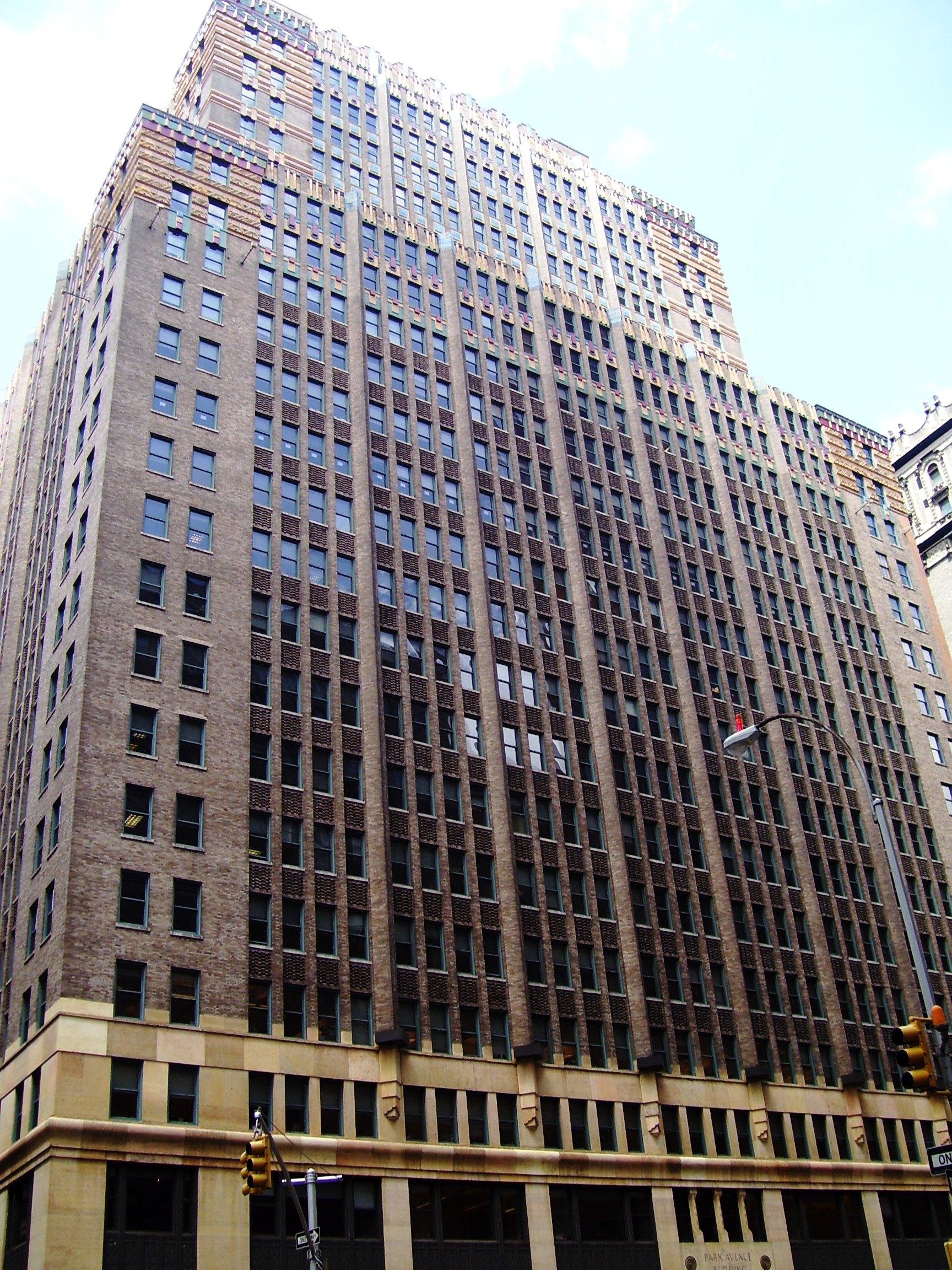 Park Avenue Office Space 02