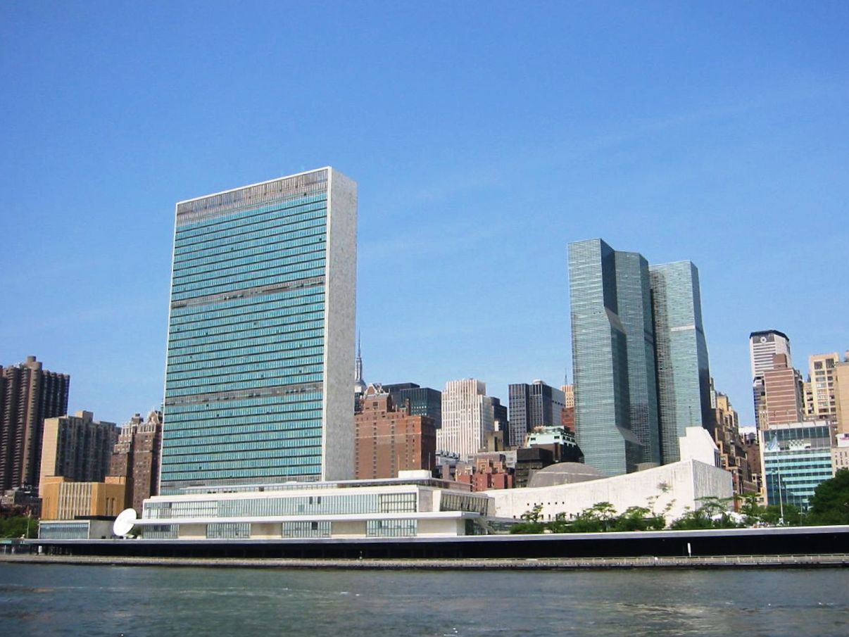 United Nations Office Space 02