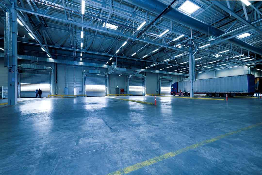 Warehouse Industrial Office Space