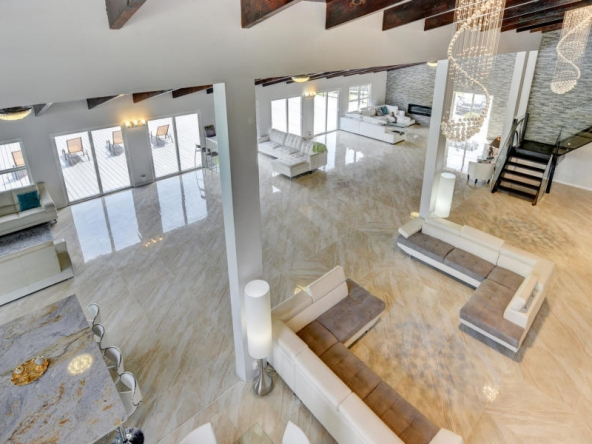 11294 Hawk Holw, Wellington, FL 33449, Modern designed 9,000 sq 10 bed home for sale.