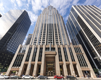 Sixth Avenue Office Space
