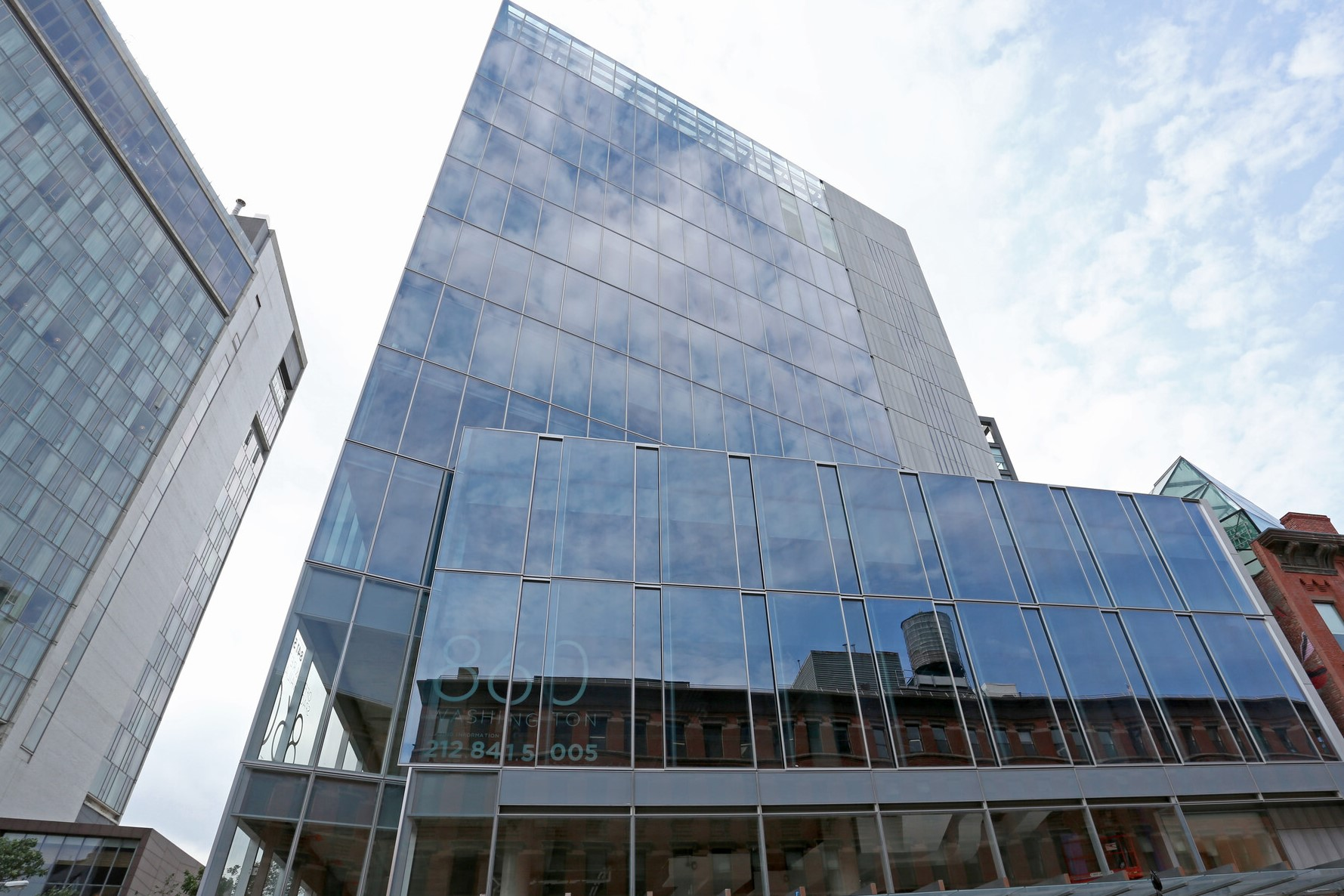 1 Meatpacking District Class a office