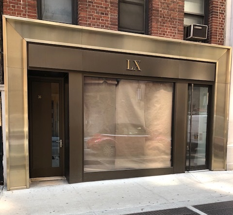 36 E 60th Street, NY, NY, Retail, Art Gallery space for lease