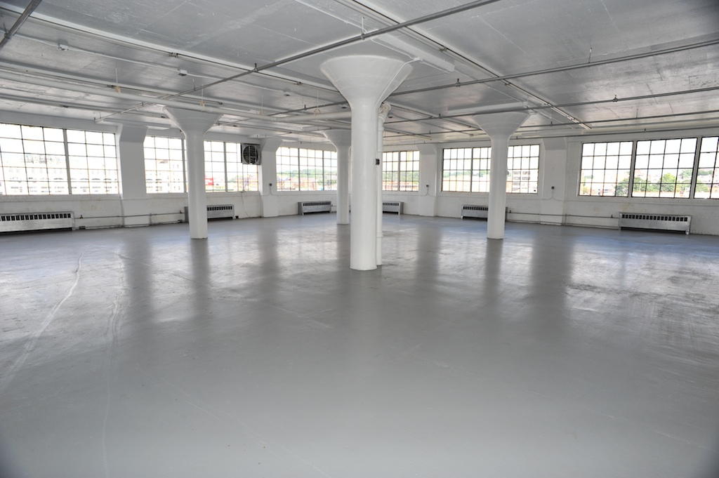 Warehouse space for lease in Sunset Park