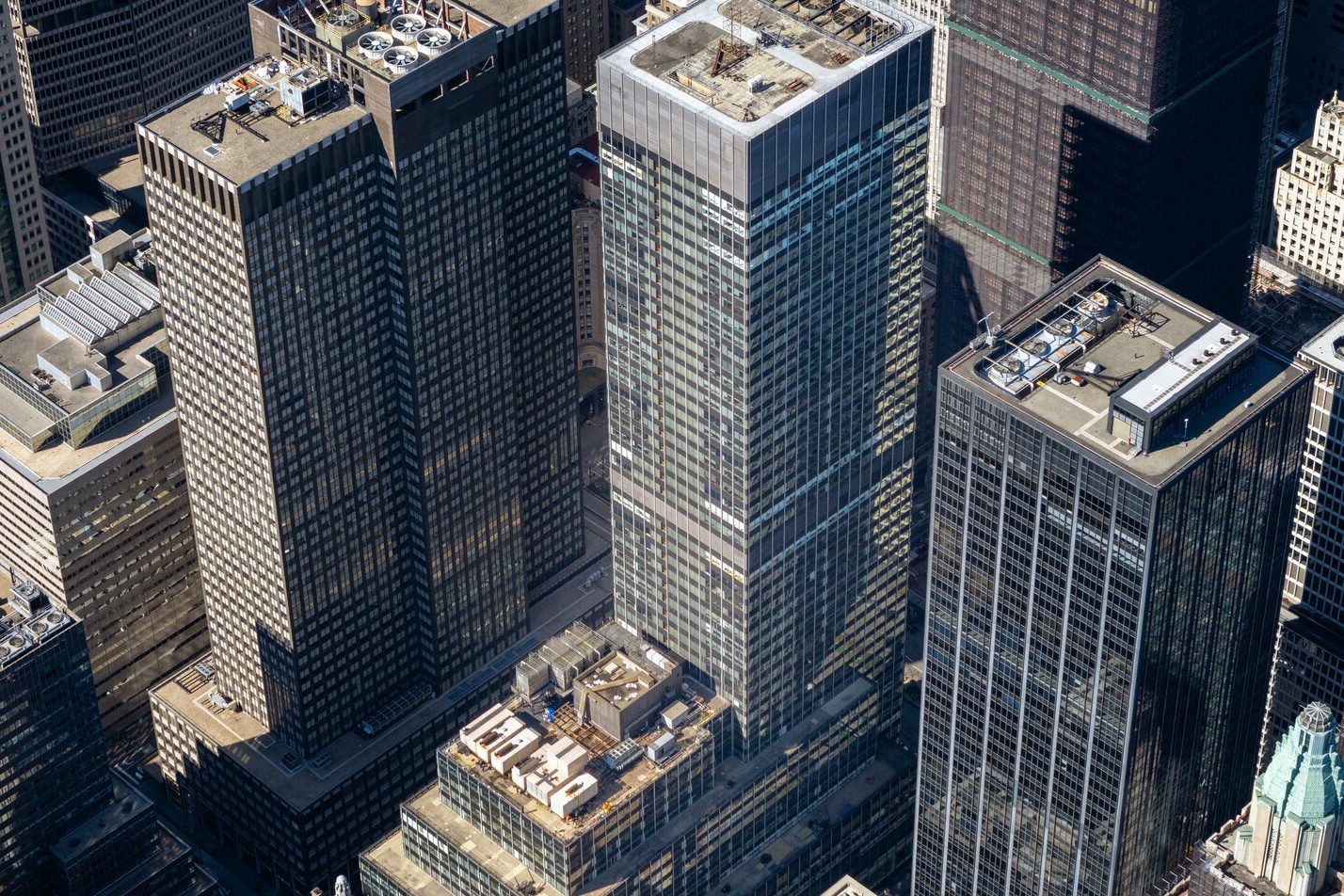 Park Avenue Office Space