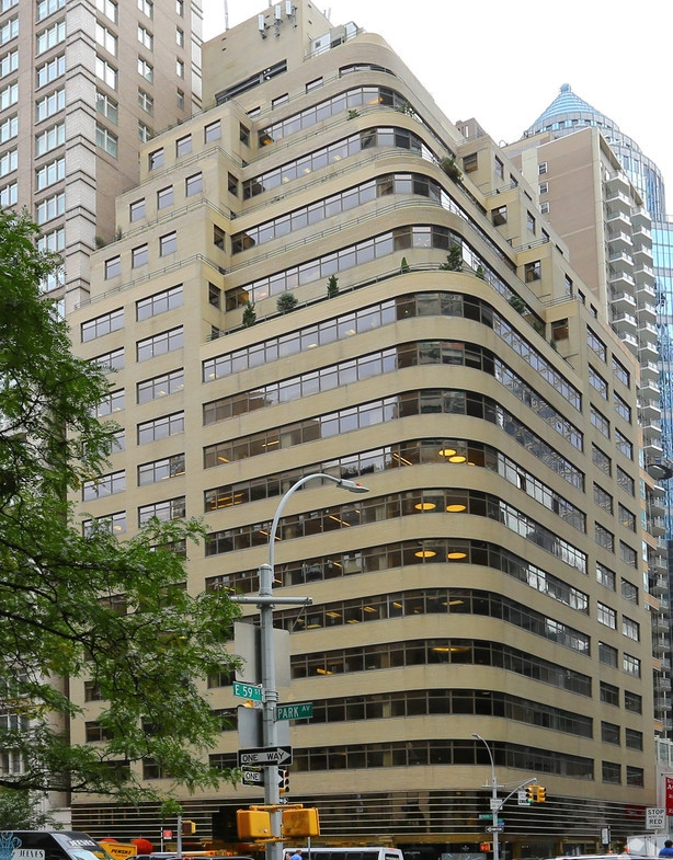 Park Ave, 59th St. 10022 NY Class A Office space for lease, Plaza Dst.