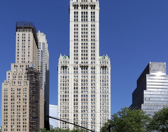 233 Broadway, NY, NY, Class A Office space 10,000-25,000 sq ft sublease.