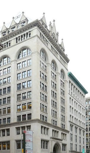 Fifth Ave, Flatiron, 20s, Class B Office Building