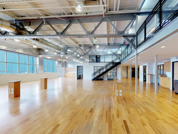 Commercial loft space