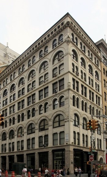 Broadway, NYC, Union Sq. Class B Office space 7500 sf