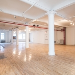 Commercial loft space in NYC