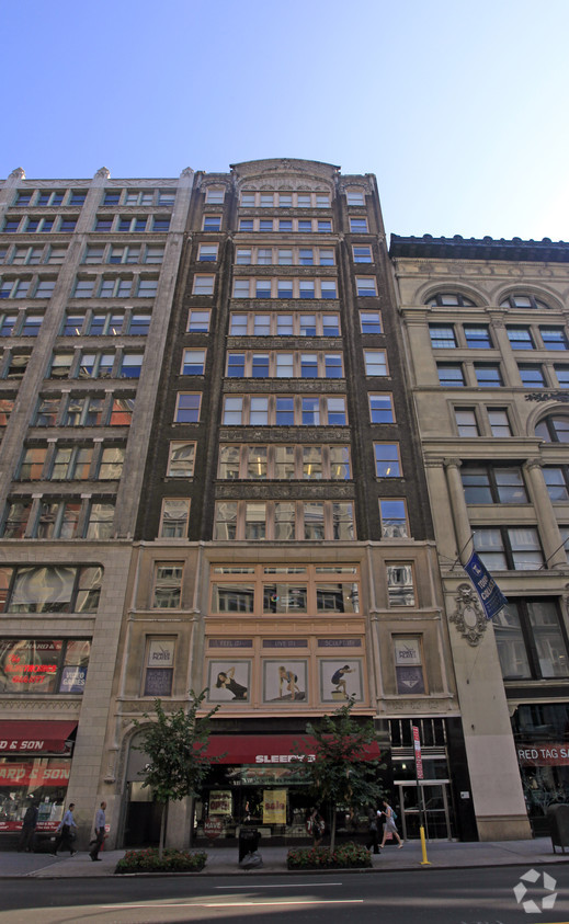 W 23rd Street, NYC Chelsea, Office space for rent 5,500 sq ft.