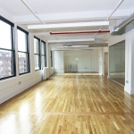 W 23rd St. New York, NY, Commercial loft space for rent, 3500-7000 sf, Chelsea.
