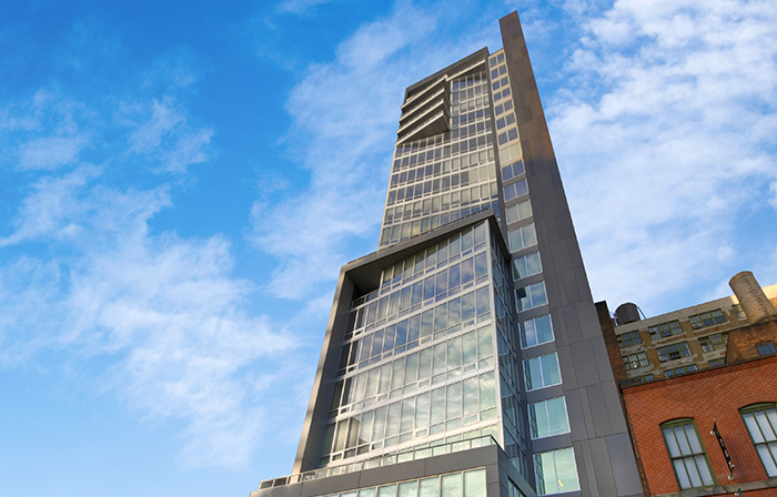 Chelsea West 25th Street NY NY Class A Office space for lease