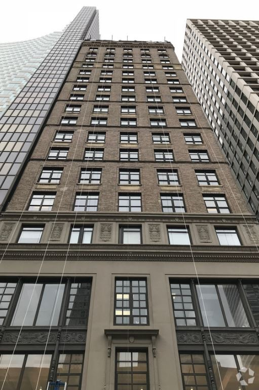 W 40th St, Bryant Park, NY, Class B office space for rent 3000-6000 sf